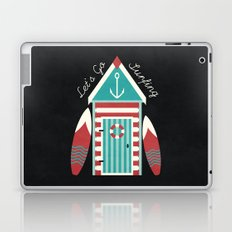 Let's Go Surfing. Laptop & iPad Skin