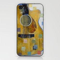 King of Guitars iPhone & iPod Skin