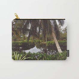 Naples Caribbean Gardens Carry-All Pouch