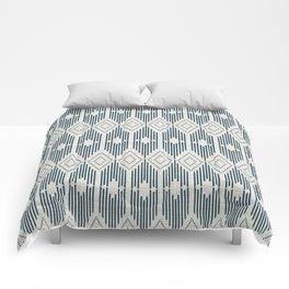 West End - Linen Comforters