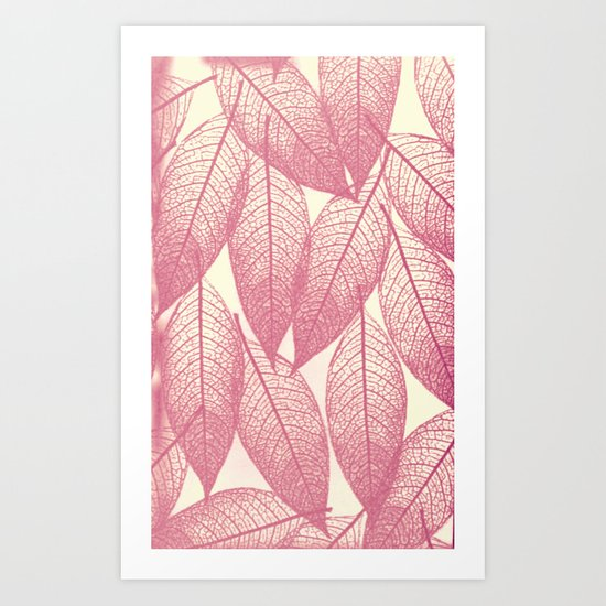 gentle mood Art Print