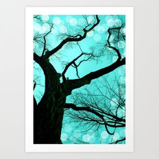 An Evening to Dream Art Print