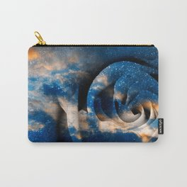 Phoenix Fury Rose Carry-All Pouch