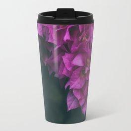 Bougainvillea Flower Travel Mug