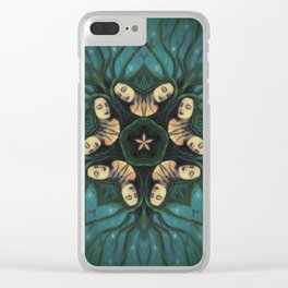 Coven Clear iPhone Case
