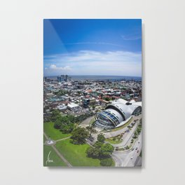 National Academy for the Performing Arts, Port of Spain, Trinidad and Tobago Metal Print