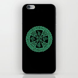 Celtic Nature iPhone Skin