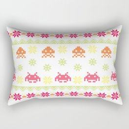 Space Pattern II Rectangular Pillow