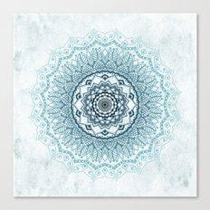 Frankfurter Mandala Canvas Print