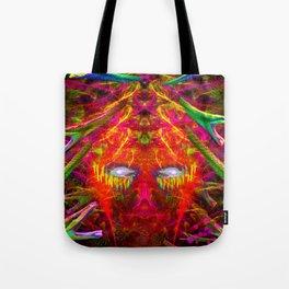 Medusa's Rage Tote Bag