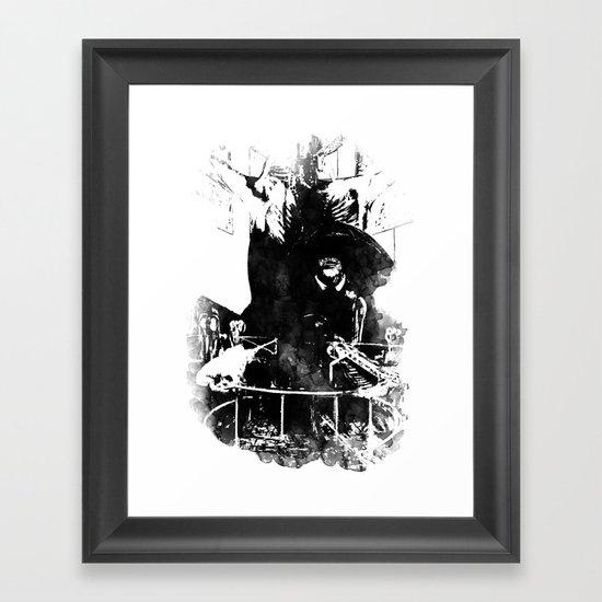 Bacon I Framed Art Print