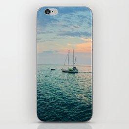 Hamilton Cove, Catalina Island iPhone Skin