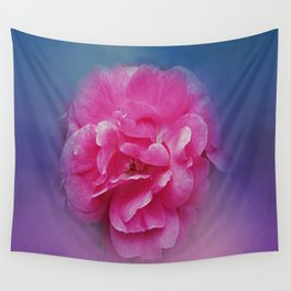 Rose Vision Wall Tapestry