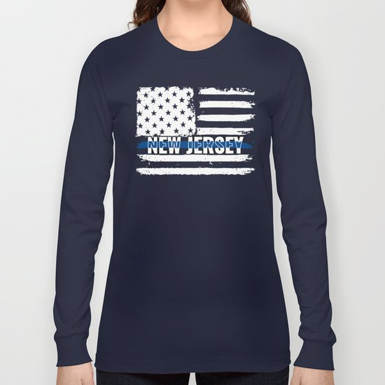 Details about  /New Jersey State Police Honor Nj Duty Fidelity Cotton Tee T-Shirt Crew Neck