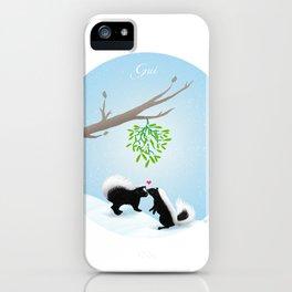 Mistletoe (gui) iPhone Case
