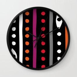 Selknam Wall Clock