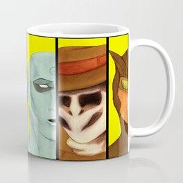 Watchmen de Alan Moore Coffee Mug