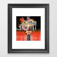 All About Perspective Framed Art Print