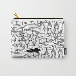 UNIQUENESS Carry-All Pouch