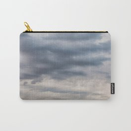 Farmland and Clouds Carry-All Pouch
