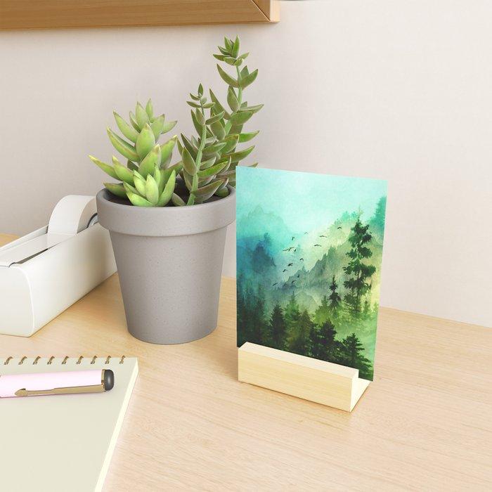 Mountain Morning Mini Art Print
