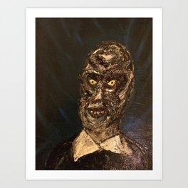 The Gentlemen Art Print