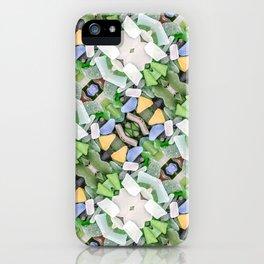 Sea Glass 14 iPhone Case