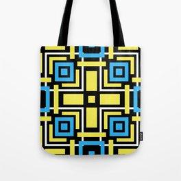 geometric art 3 Tote Bag