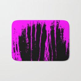 Scratched Paint Bath Mat