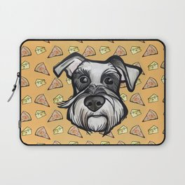 Peter loves pizza and cheese Laptop Sleeve