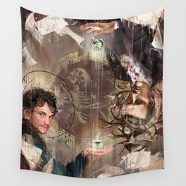 Mind Palace Wall Tapestry