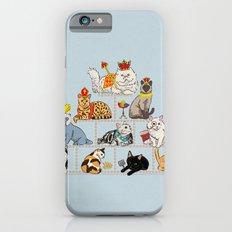 Cats Pyramid iPhone 6s Slim Case
