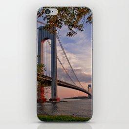 Verrazano Narrows Bridge iPhone Skin