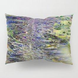 Metallic Rift Pillow Sham