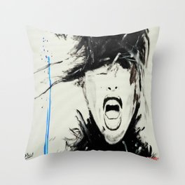 Girls are fantastic Throw Pillow