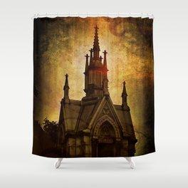 Gothic Sweet Gothic Shower Curtain