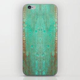 Aligator iPhone Skin