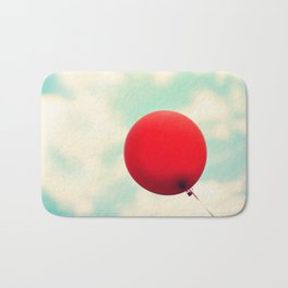 Nowhere To Go But Up Bath Mat