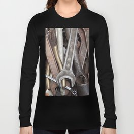 old tools Long Sleeve T-shirt