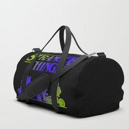 Retro Things Duffle Bag