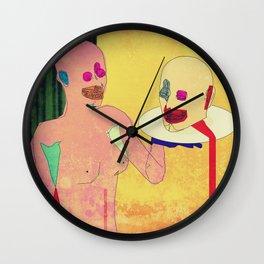 Salome's Transgression Wall Clock