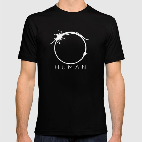 Arrival - Human with title T-shirt