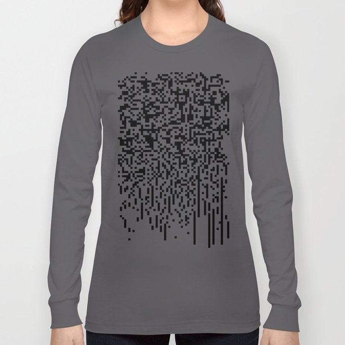 QR-antine V 0.1 Long Sleeve T-shirt