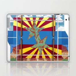 Altered State: AZ Laptop & iPad Skin