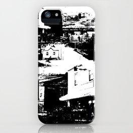 Glenavon, Sask iPhone Case
