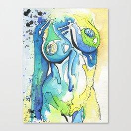 Babe #6 Canvas Print