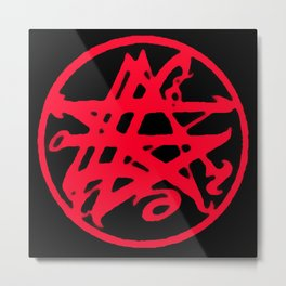 Elder Sign : At Sixty Metal Print