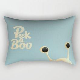 Peek-a-boo Rectangular Pillow