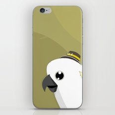 Cockatoo iPhone & iPod Skin