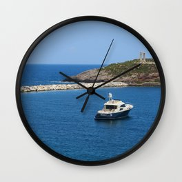 Naxos Wall Clock